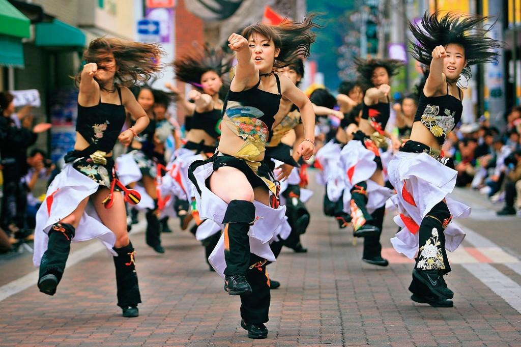H26.常陸国YOSAKOI祭り