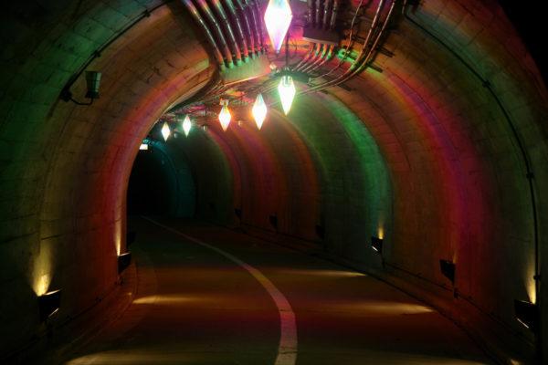 光トンネル