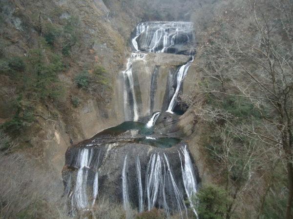 大子町観光協会 袋田の滝の凍結情報画像
